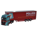 Oxford Diecast Mercedes MP4 GSC Actros - Pollock