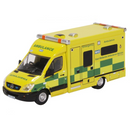 Oxford Diecast Mercedes Ambulance East Midlands Ambulance Service