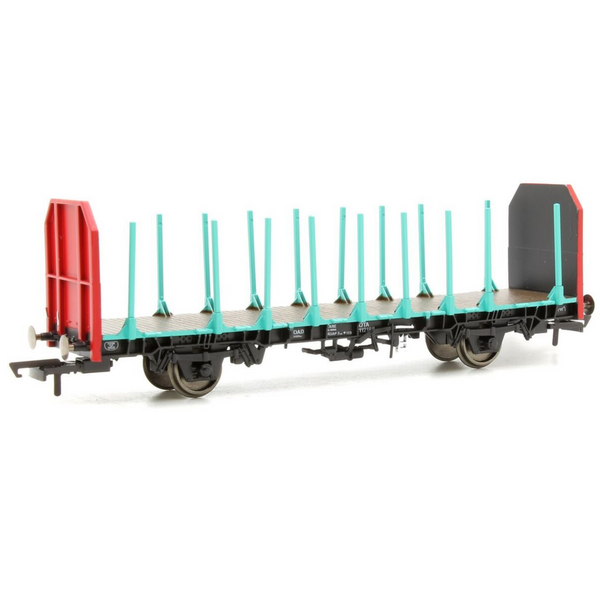 Hornby OTA Timber Wagon (Parallel Stanchions), EWS