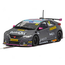 Scalextric Honda Civic Type R BTCC 2018 - Chris Smiley