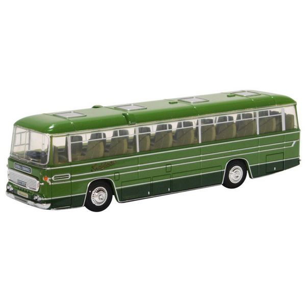 Oxford Diecast 76DC001 Duple Commander MKII - Southdown Motor Services
