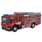 Oxford Diecast 76SFE010 Scania CP31 Pump Ladder - Shropshire Fire & Rescue