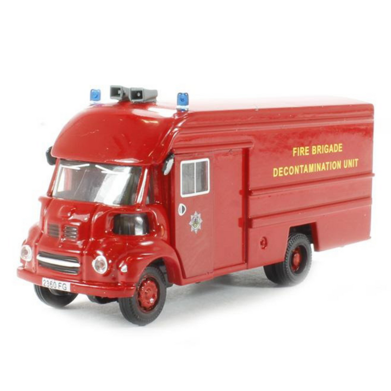 BT Models Leyland FG Van - Fire Decontamination Unit