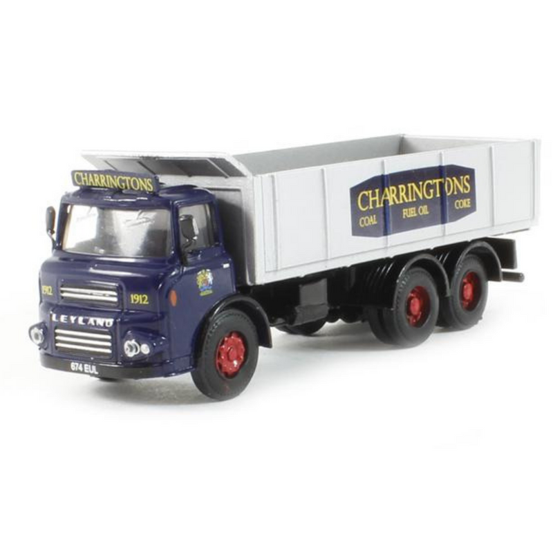 BT Models Leyland Octopus Tipper - Charringtons