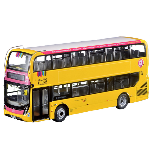 Northcord UK6510 ADL Enviro400 MMC - Yellow Buses