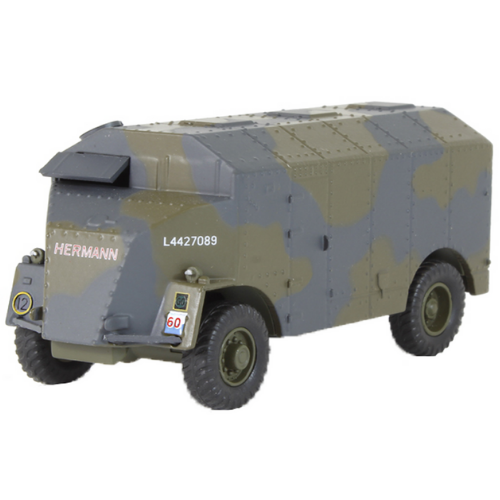 Oxford Diecast 76DOR001 Dorchester ACV 8th Armoured Division 1941