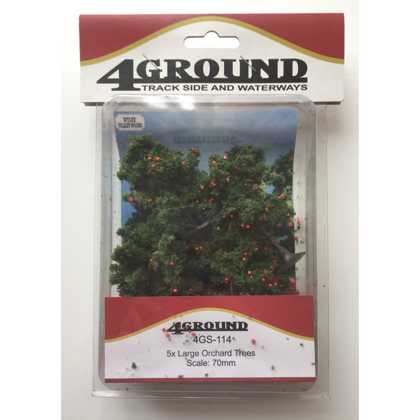 4Ground 5x Large Orchard Trees