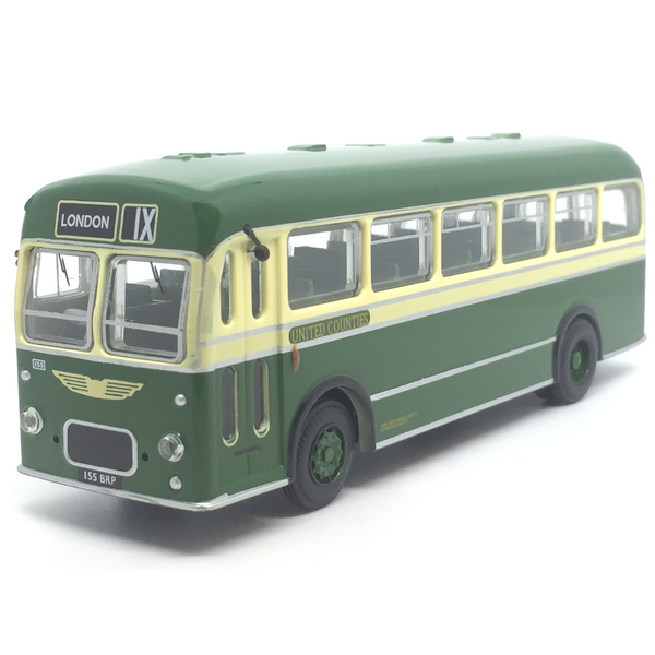 BT Models B206A	Bristol MW6G - United Counties (1X London)