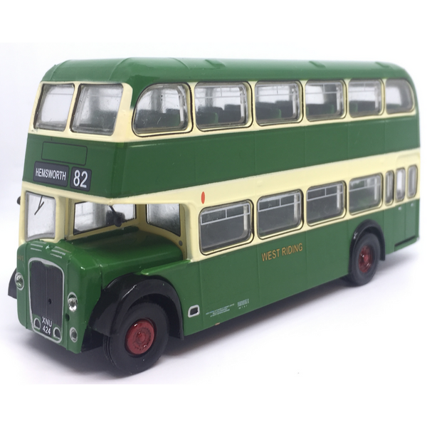 BT Models B105A Bristol Lodekka - West Riding Automobile Company