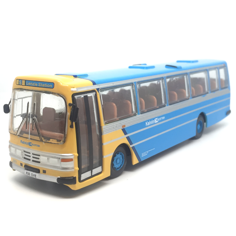 BT Models B014A Leyland Leopard Duple Dominant II - Kelvin Scottish