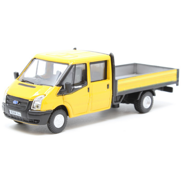 Oxford Diecast 76TPU004 Ford Transit Mk5 Dropside Highway Maintenance