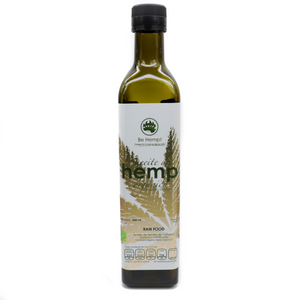 Be Hemp! Aceite de hemp orgánico 500 ml