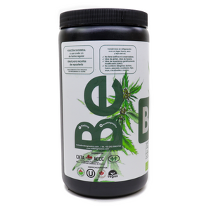 Be Hemp! Harina de hemp orgánica 454 g