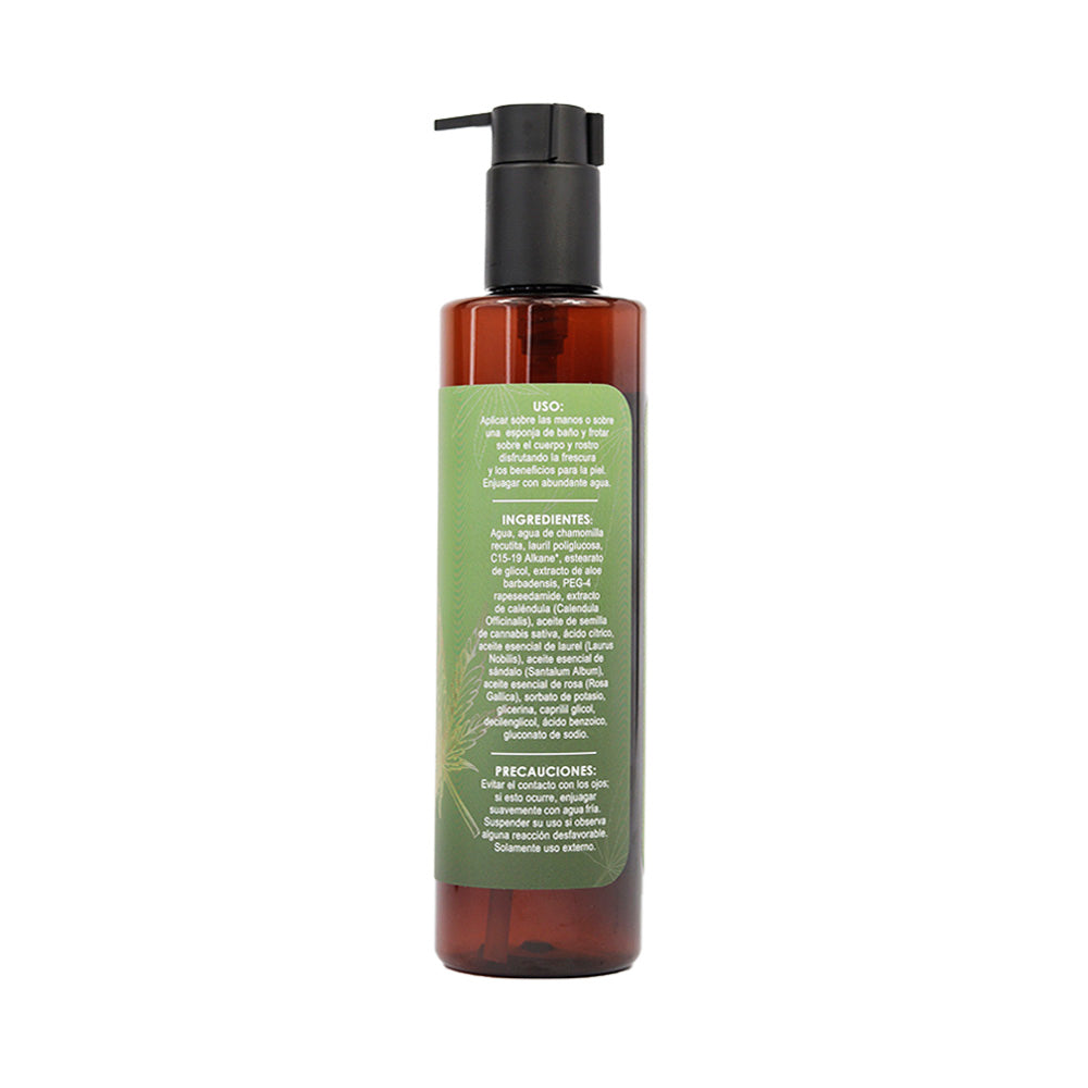 Be Hemp! Gel corporal 300 ml