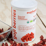 Euphoria Superfoods Goji berries orgánico 100 g