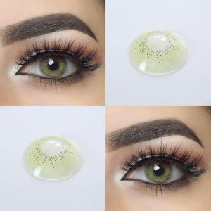 [US Warehouse] Ocean Green Colored Contact Lenses
