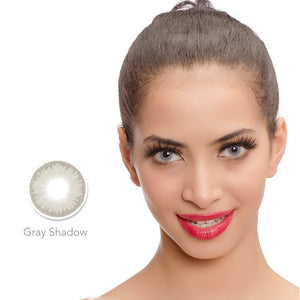 [US Warehouse] Diamond Gray Shadow Colored Contact Lenses