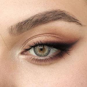Natural Sugar Grey Colored Contact Lenses