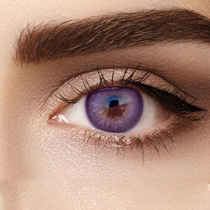 Maria Violet Colored Contact Lenses