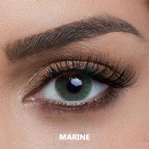 Marine Colored Contact Lenses