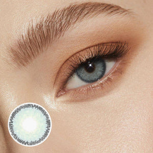 Premium Blue Colored Contact Lenses