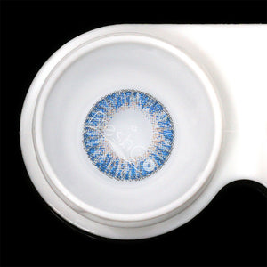 [US Warehouse] Ocean Dark Blue Colored Contact Lenses