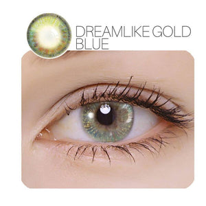 [US Warehouse] Dreamlike Blue Prescription Colored Contact Lenses