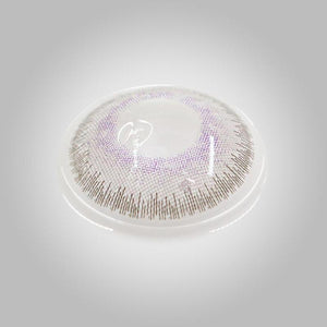 Edge Lavender Gray Colored Contact Lenses