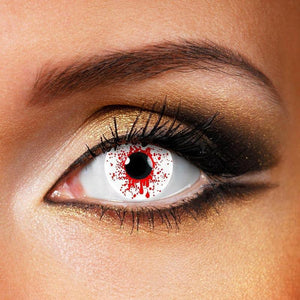 Walking Dead Colored Contact Lenses