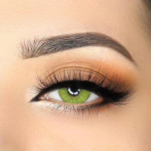 3 TONE Gemstone Green - Colored Contact Lenses