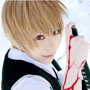 Cosplay A1 Red - Colored Contact Lenses