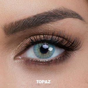 Topaz Prescription Colored Contact Lenses