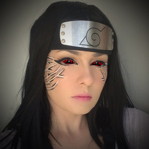[Special Offer] Naruto Kakashi Sclera 22mm Colored Contact Lenses