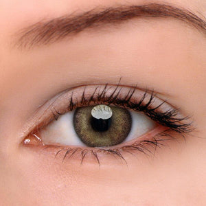 Egypt Brown Prescription Colored Contact Lenses