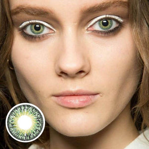 Forest Aurelia Colored Contact Lenses