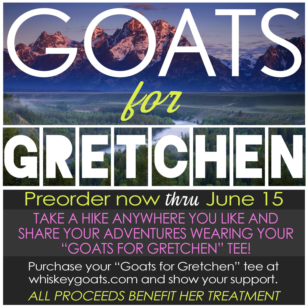 Goats For Gretchen