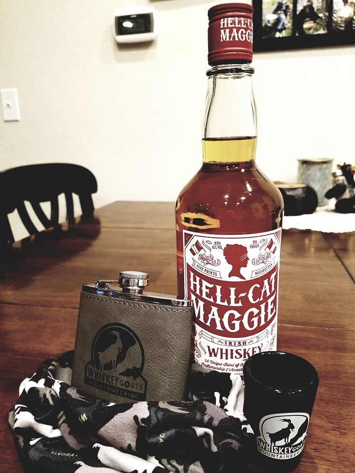 Hell-Cat Maggie Whiskey Review
