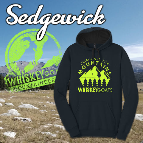 Sedgewick Hoodie - ON SALE NOW!!