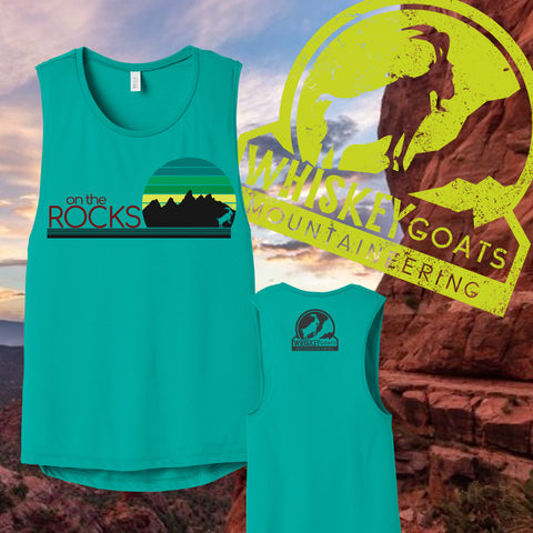 On the Rocks Tank