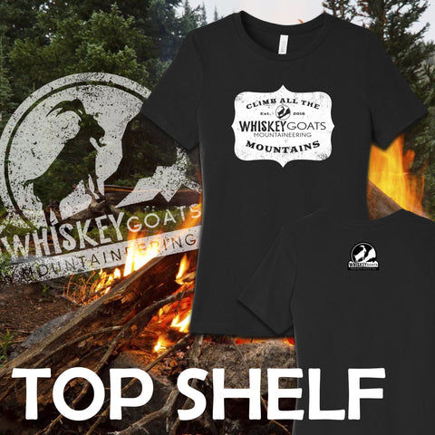 Top Shelf Tee ( Women's)