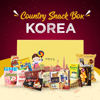 Snack Box Korea - Snack Box