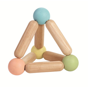 Triangle Clutching Toy - The Original Toy Shop