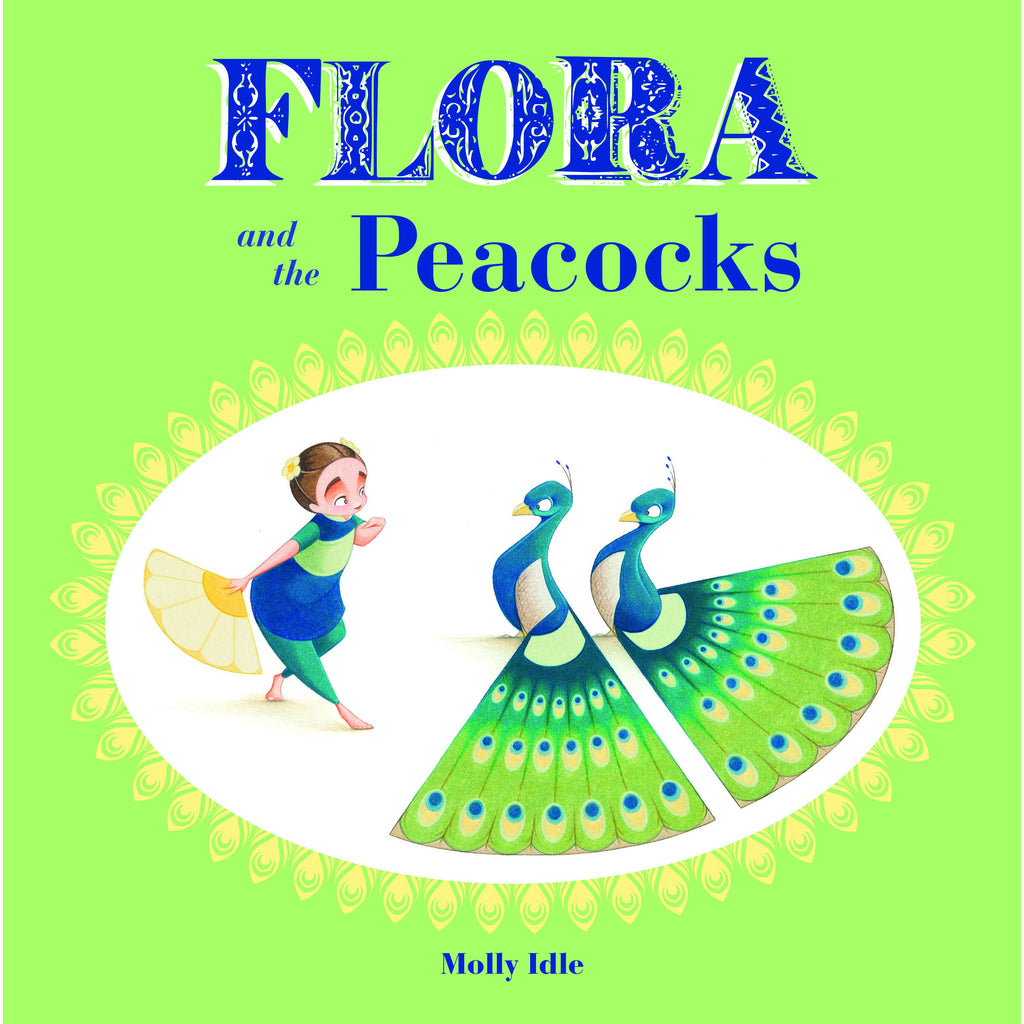 Flora and the Peacocks (Hardback) - The Original Toy Shop