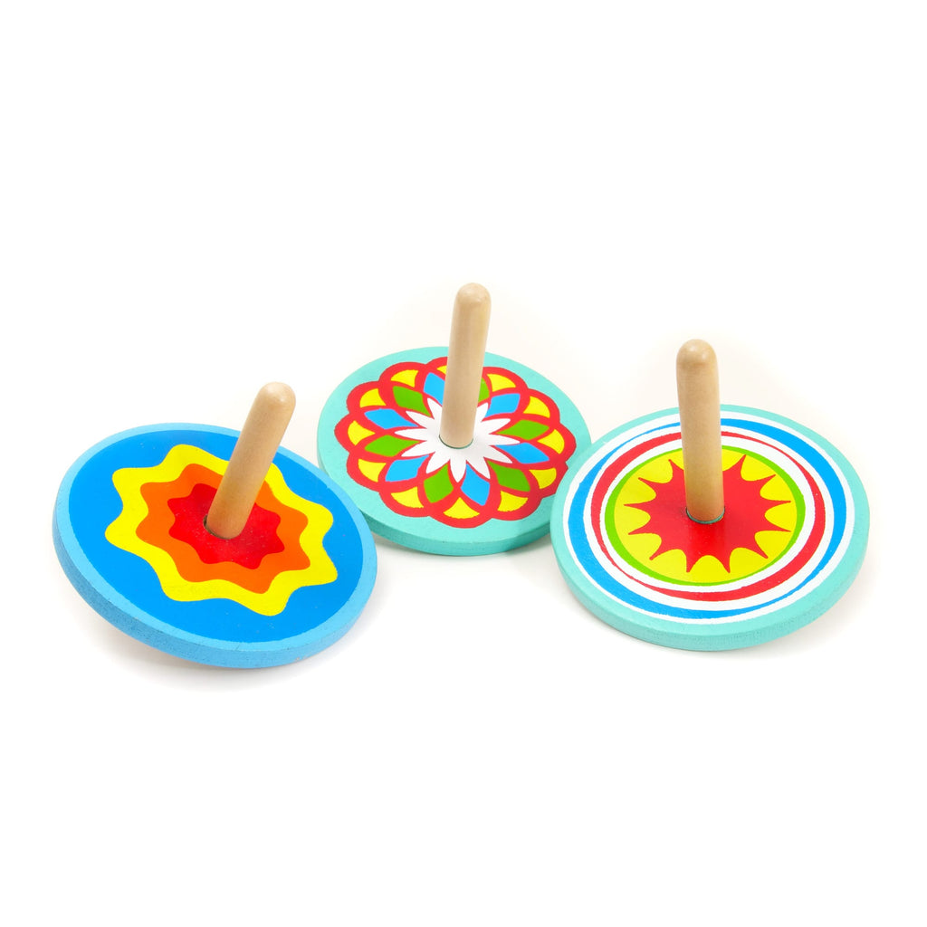 Wooden Spinning Top - The Original Toy Shop