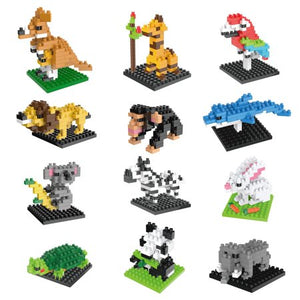 Animal Building Blocks - The Original Toy Shop