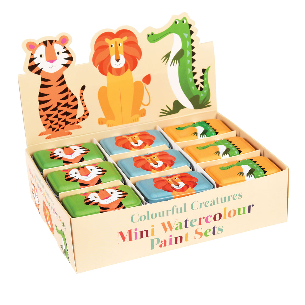 Animal Paint Set - The Original Toy Shop