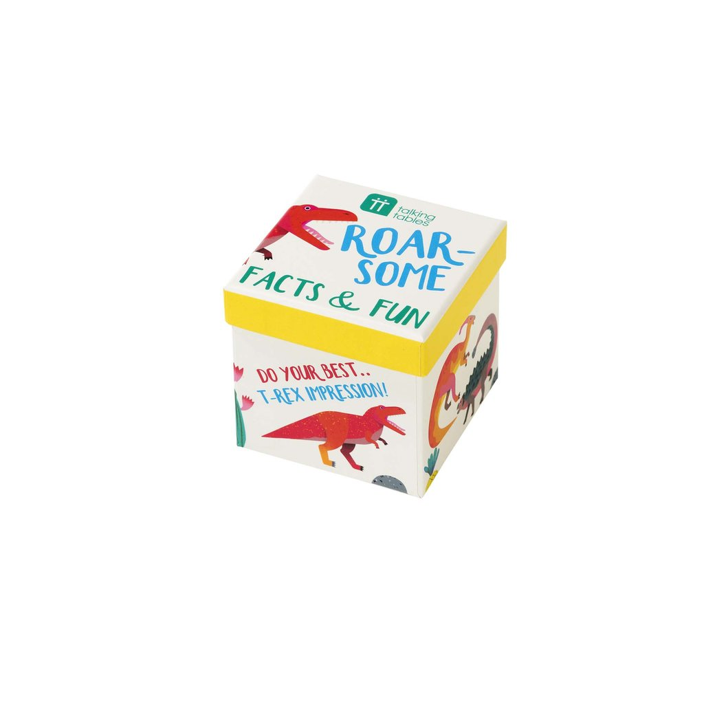Dinosaur Trivia Box - The Original Toy Shop