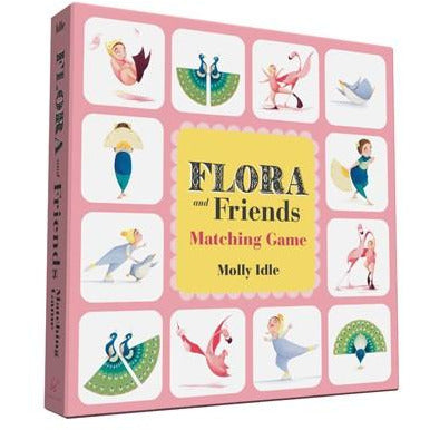 Flora and Friends Matching Game - The Original Toy Shop