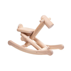 Foldable Rocking Horse - The Original Toy Shop