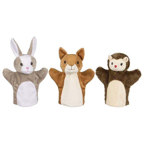 Animal Hand Puppets - The Original Toy Shop